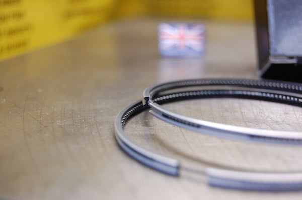 Hepolite rings Made in England
