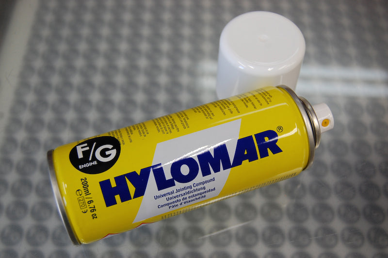 Hylomar spray for head gaskets