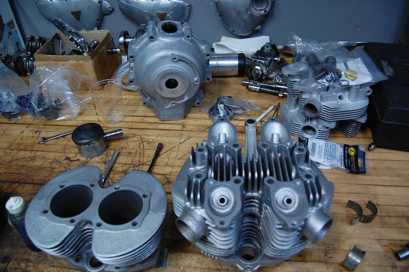 Pre unit 6T T110 engine parts