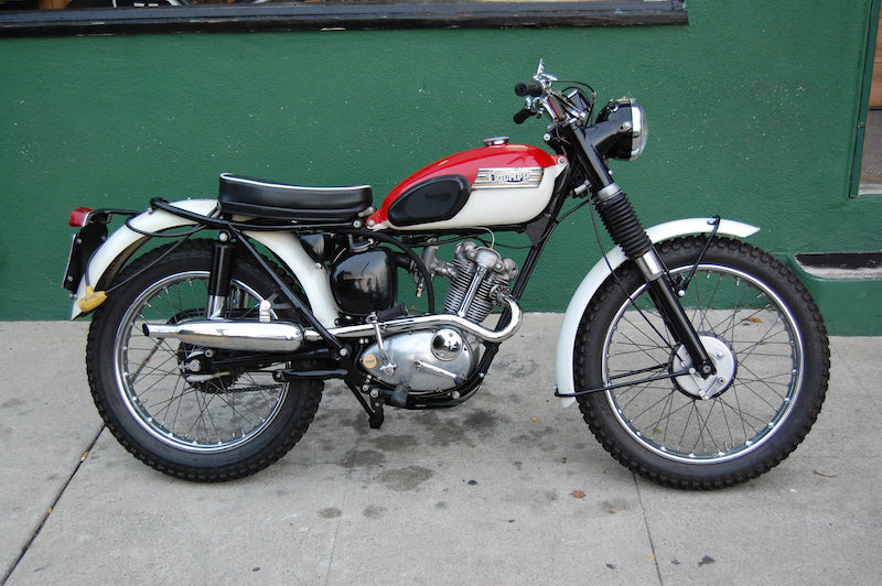 Triumph T20M Moutain Cub 1967