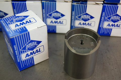 Amal hard anodized throttle slides
