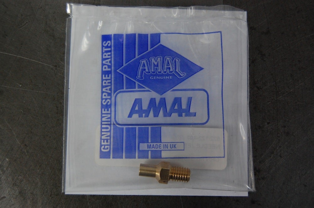 Amal Concentric needle jets