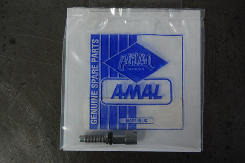 Amal MK1 Concentric extended throttle stop screw