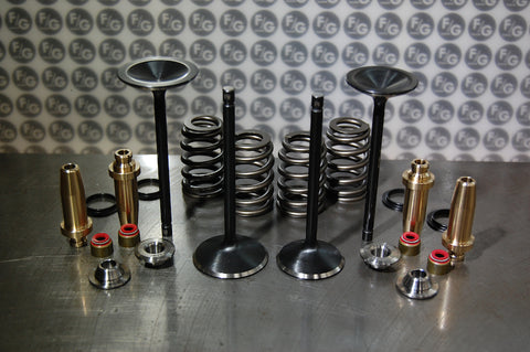 Triumph 750 6mm valve stem conversion kit