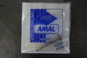 Amal monobloc throttle stop screw kit