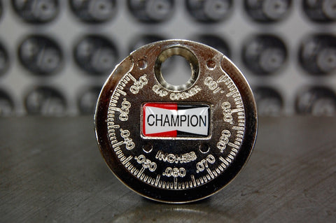 Champion Spark Plug Gap Gauge Tool