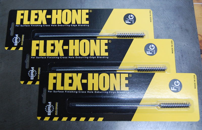 "Flex Hone  8MM (.315"") for valve guides"