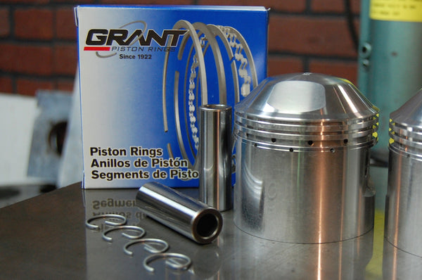 Grant Piston rings for Triumph 650