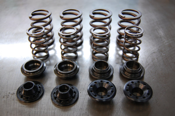 Triumph 650 750 HT Steel Racing valve spring kit