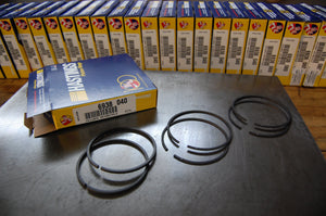 Unit 500 Triumph Hastings piston rings