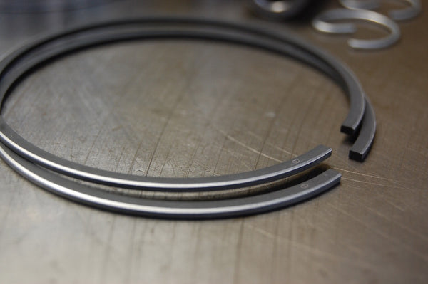 Hepolite Triumph top compression ring for 650 engines