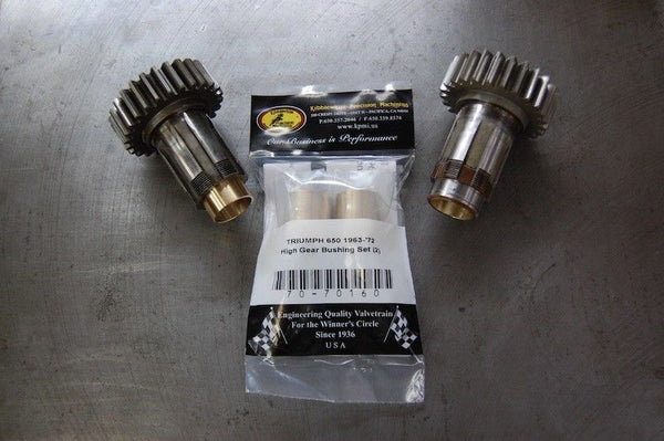 Triumph Four Speed High gear bushing set
