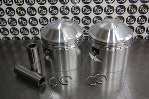 Triumph 650 cast piston kit