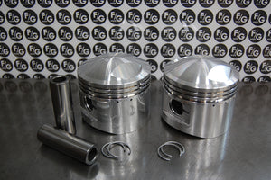 Triumph 750 twin cast piston kit