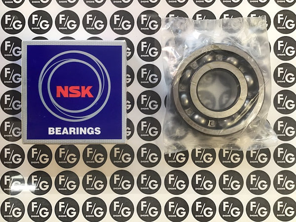 Triumph 650 Main Bearings