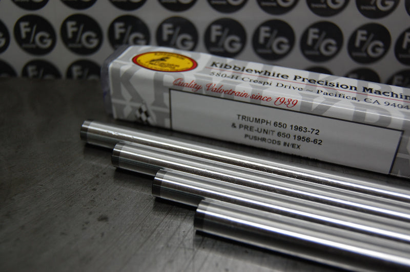 Kibblewhite Triumph alloy pushrods 650 / 750