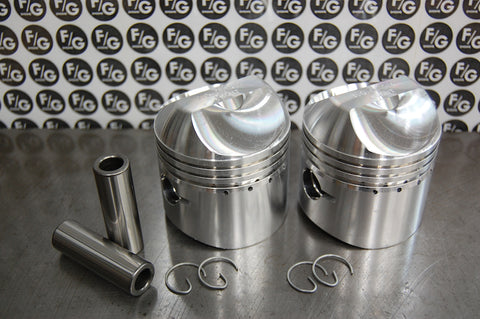 Triumph Unit 500 cast piston kit 1967-1974