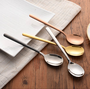 Cutlery Stainless Steel Spoon CS07 ✨ - Archihomesb , homeproducts , kitchenware , tableware