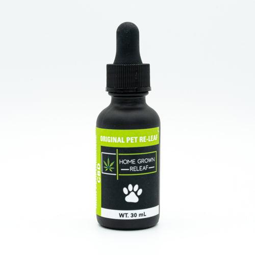 Original Pet Re-leaf Tincture 500mg CBD