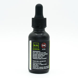 1000mg Sweet Mint CBD Tincture