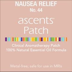 Ascents Aromatherapy Essential Oil Patch