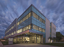 Cleveland Clinic GCIC Building