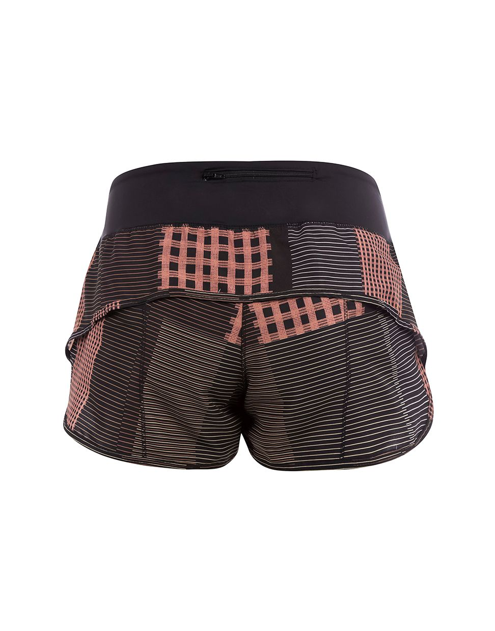 SHORTS BASIC ESTAMPADO -ESTAMPA ALFAIAT