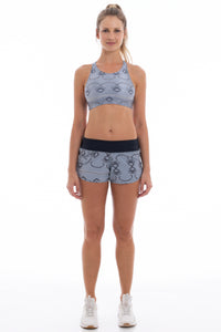 SHORTS BASIC ESTAMPADO -ESTAMPA OASIS
