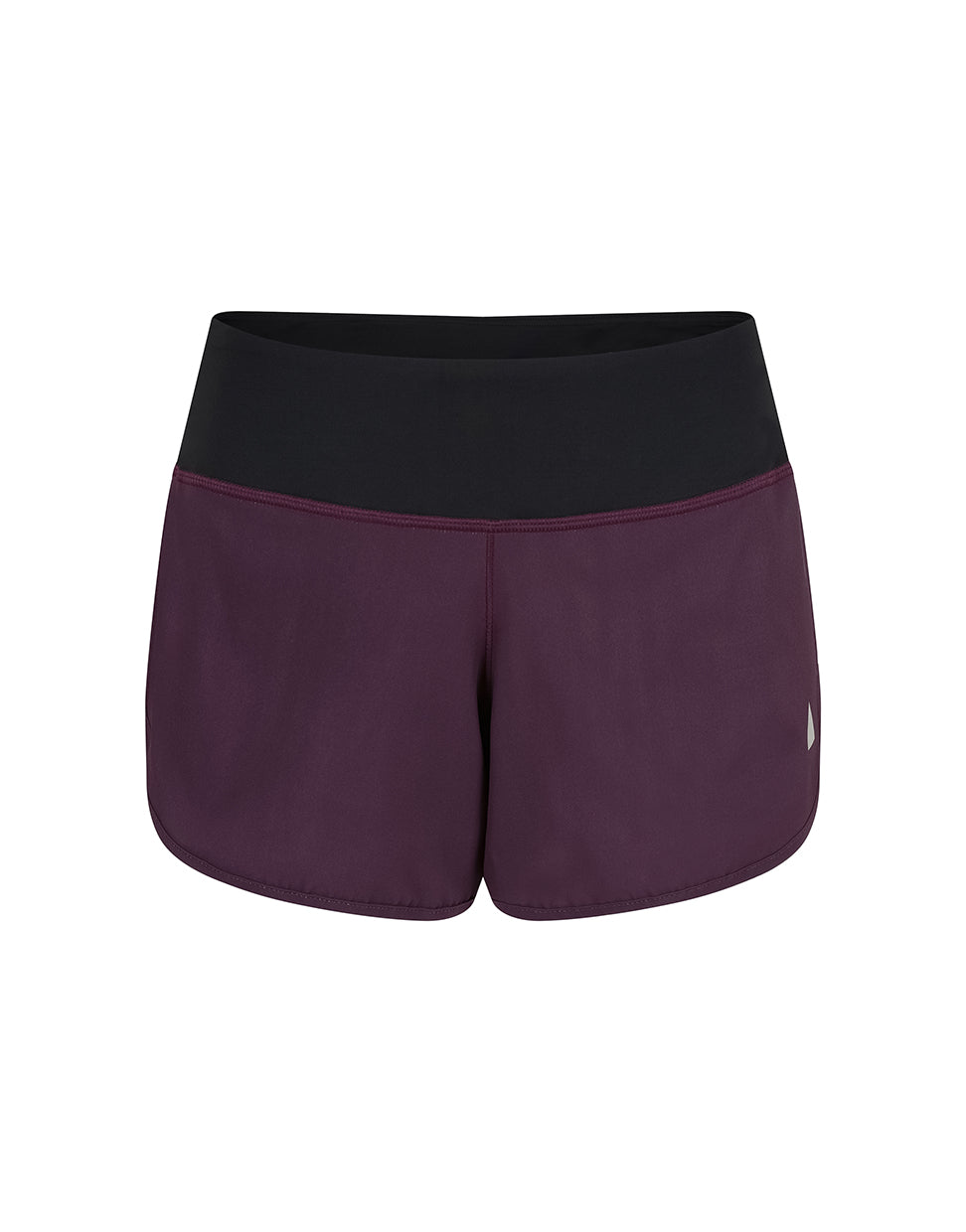 Shorts Basic Color Vinho