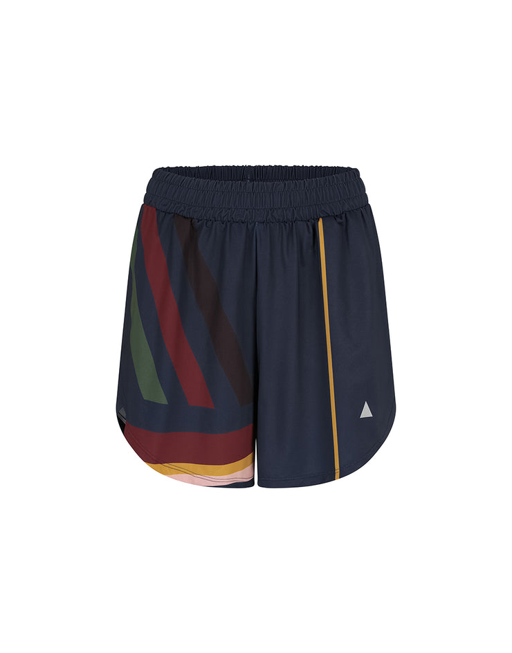 Shorts Flags Marinho