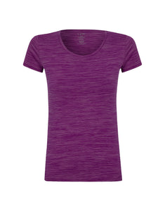 CAMISETA BASIC COLOR -ROSA CLARO