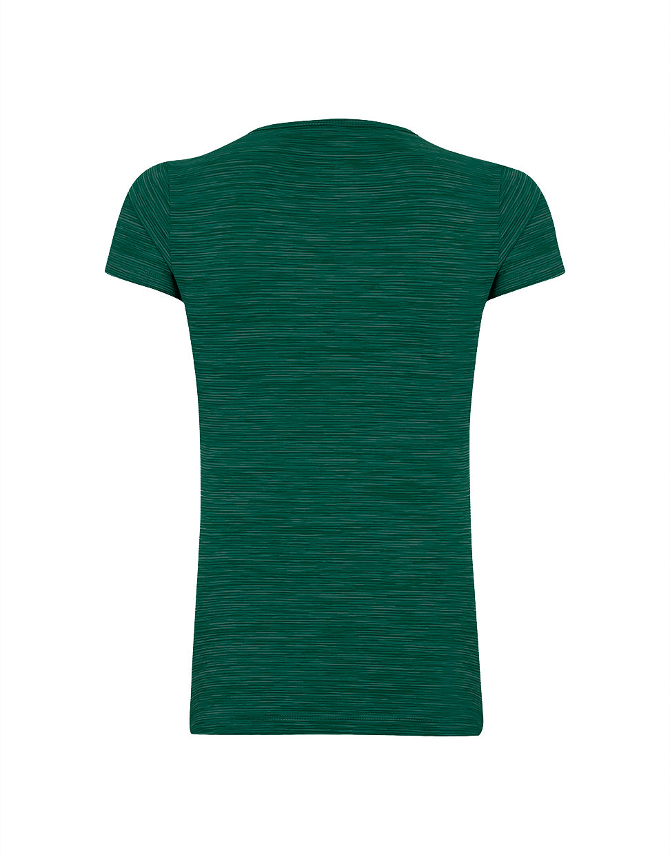 CAMISETA BASIC COLOR -VERDE