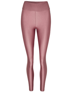CALÇA LEGGING BASIC COLOR -ROSA CLARO