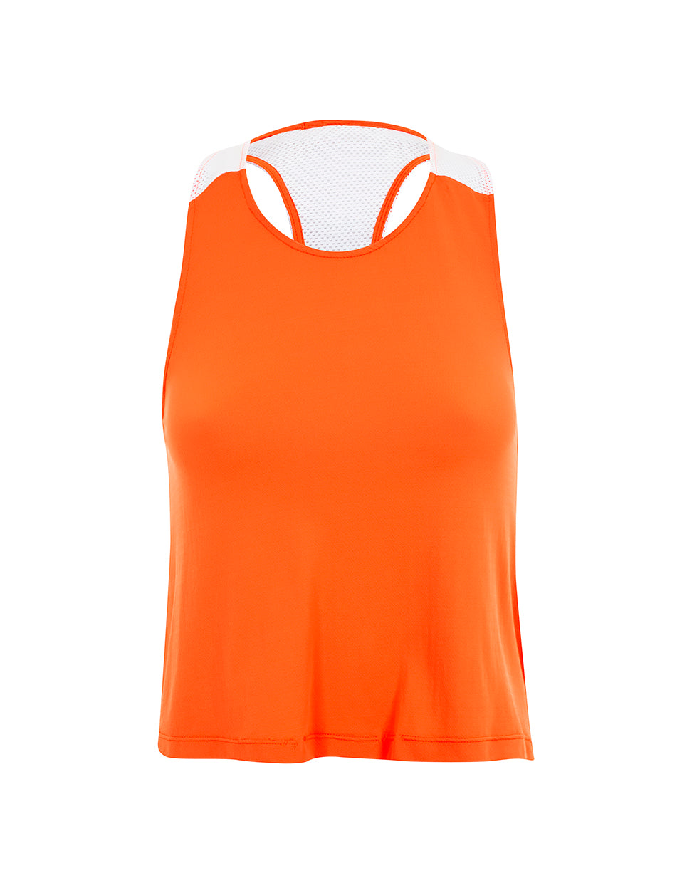 REGATA CROPPED T BASIC COLOR -LARANJA