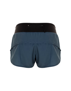 SHORTS BASIC COLOR -AZUL