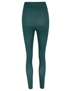 Legging Chess Verde