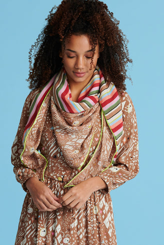 SHAWL - Double Nature's Hug Salted Caramel