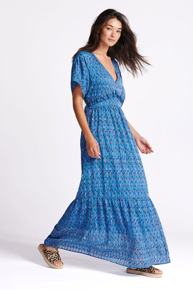 DRESS - Sprinkles Blue