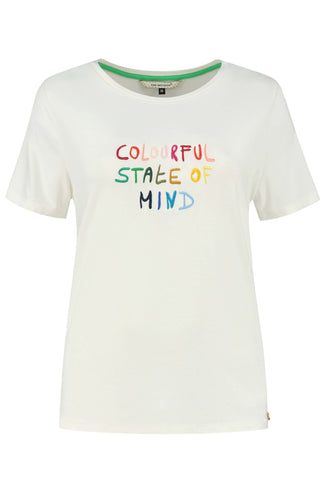 TSHIRT - Colourful State of Mind