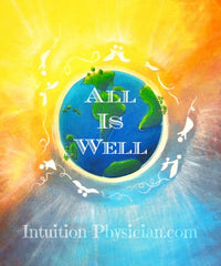 All Is Well -- Healing Mantra Artwork