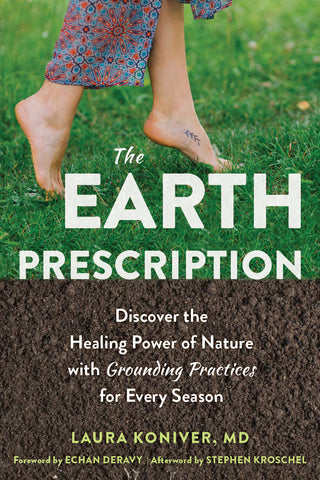 Dr. Koniver's Book: The Earth Prescription, Just Released!