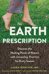 New Release! Dr. Koniver's Book: The Earth Prescription