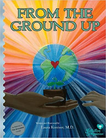 From The Ground Up: Earthing Children's Book