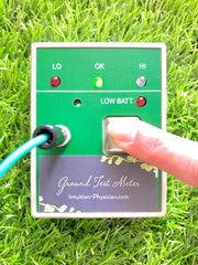 Ground Test Meter for the PureGround Cord