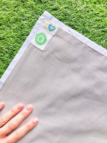 Organic Grounding Mat: soft and eco-friendly grounding