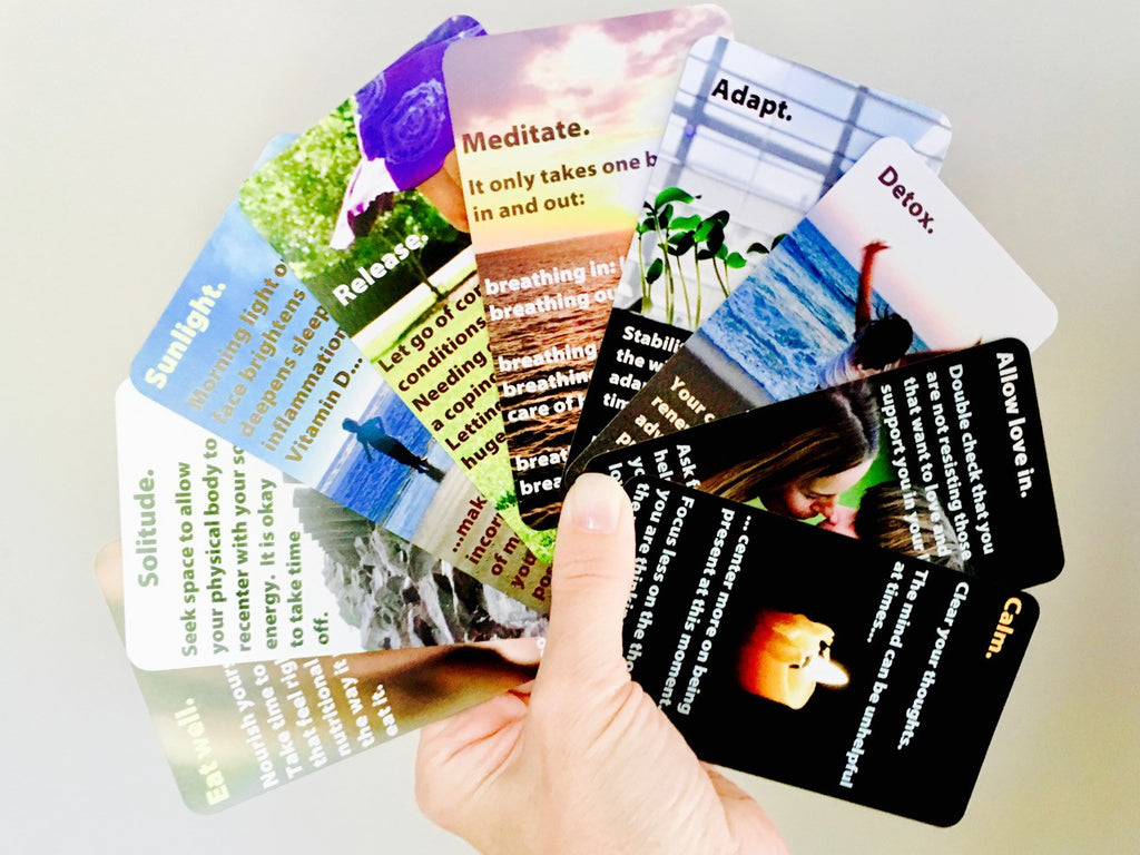 Dr. Laura's Daily Healing Focus Cards: A Daily Dose Of Health
