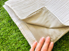 Organic Grounding Throw Blanket (limited edition)