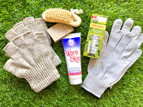 Grounding Kit: Warm Winter Hands