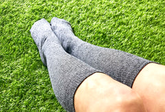 Conductive Socks: Knee High Grounding Sock