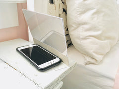 Bedside Shield -- Block Radiation To Your Bed